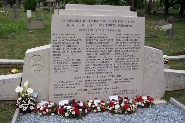 Air Raid Memorial